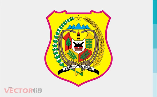 Kabupaten Dairi Logo - Download Vector File SVG (Scalable Vector Graphics)