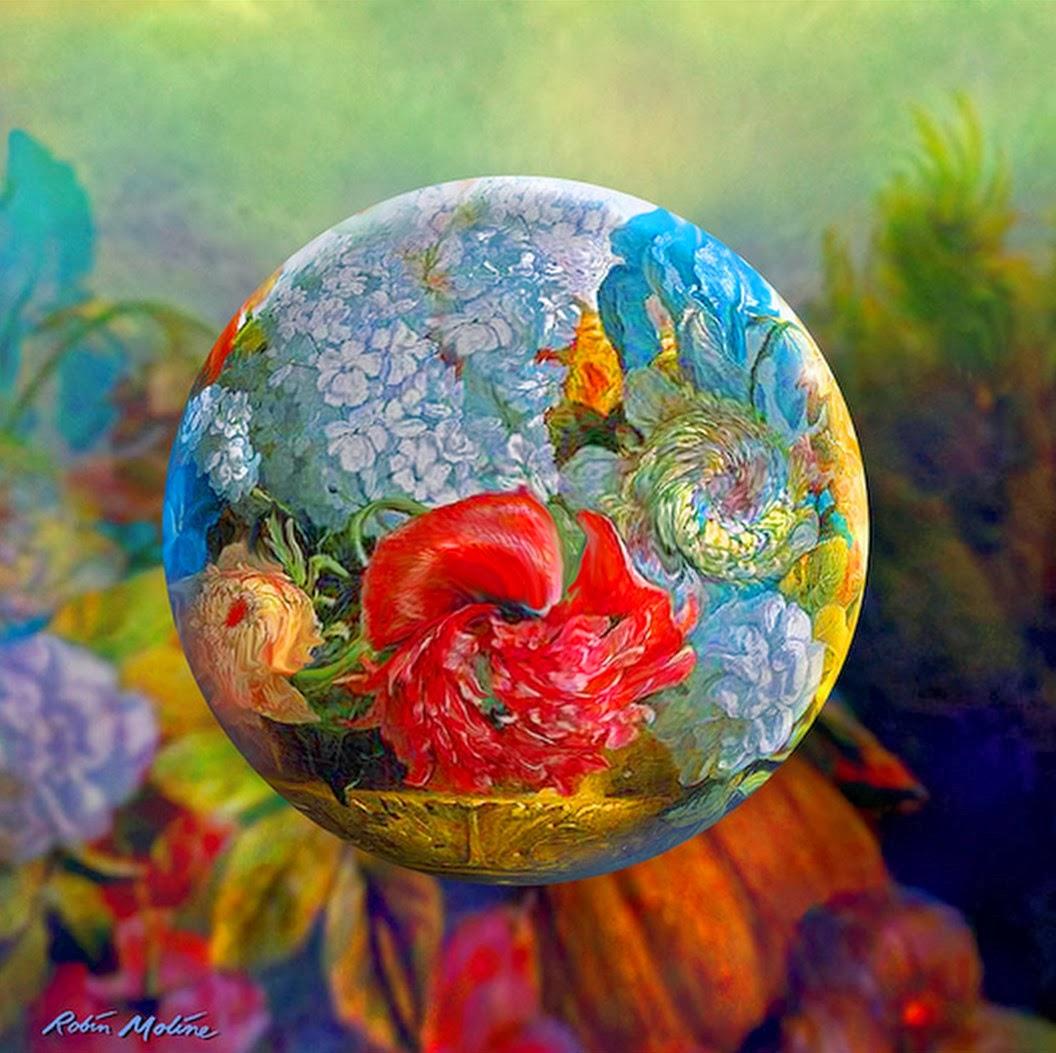 Pintura moderna y fotograf a art stica bodegones - Cuadros flores modernas ...