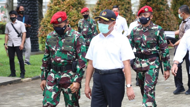 Menko PMK: Status Indonesia Sudah Darurat Militer