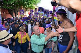Reinaldo Pared dice PLD sella el triunfo con amplio margen en primera vuelta con contundente demostración de fuerza el fin de semana