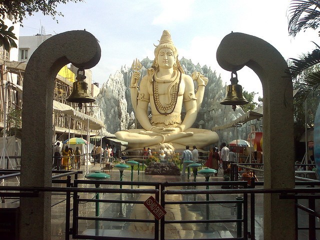 kempfort shiva temple in bangalore dating