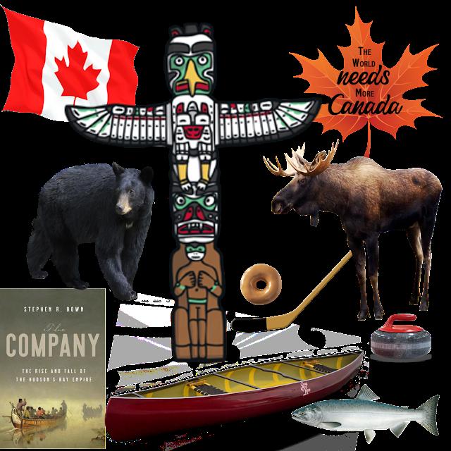 Verden har brug for mere Canada - online foredrag
