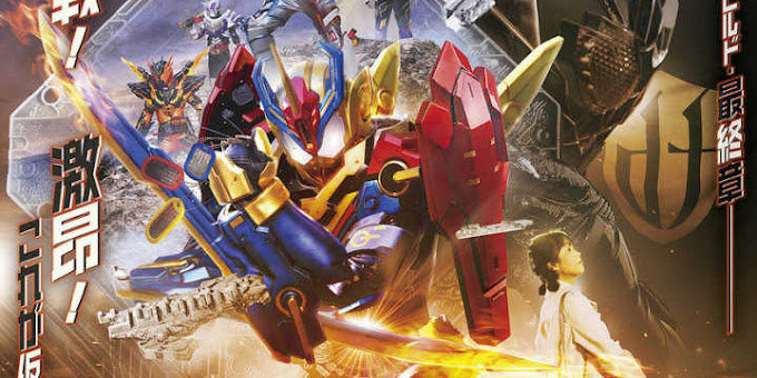 Kamen Rider Build New World: Kamen Rider Grease Subtitle Indonesia