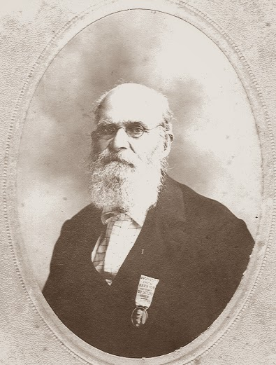 Climbing My Family Tree: Crawford Erwin 1818-1910, 3rd Grt-Grandfather