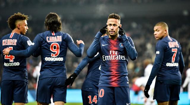 مشاهدة مباراة باريس سان جيرمان ونادي ليل بث مباشر بتاريخ 22-11-2019 الدوري الفرنسي