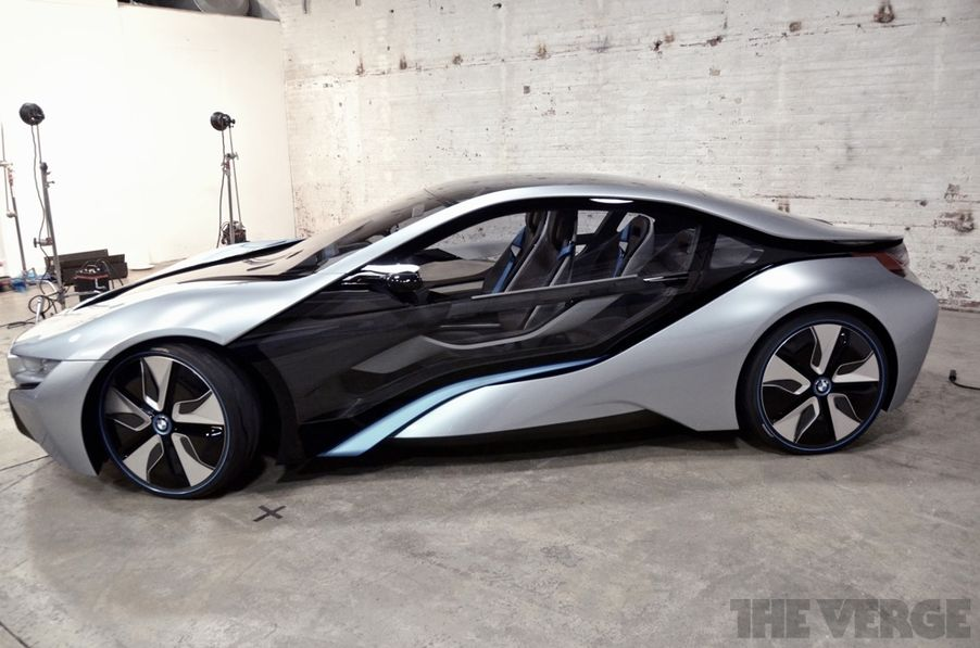 New Bmw I8 Hands On Photo Gallery Exterior Interior Bmw Car