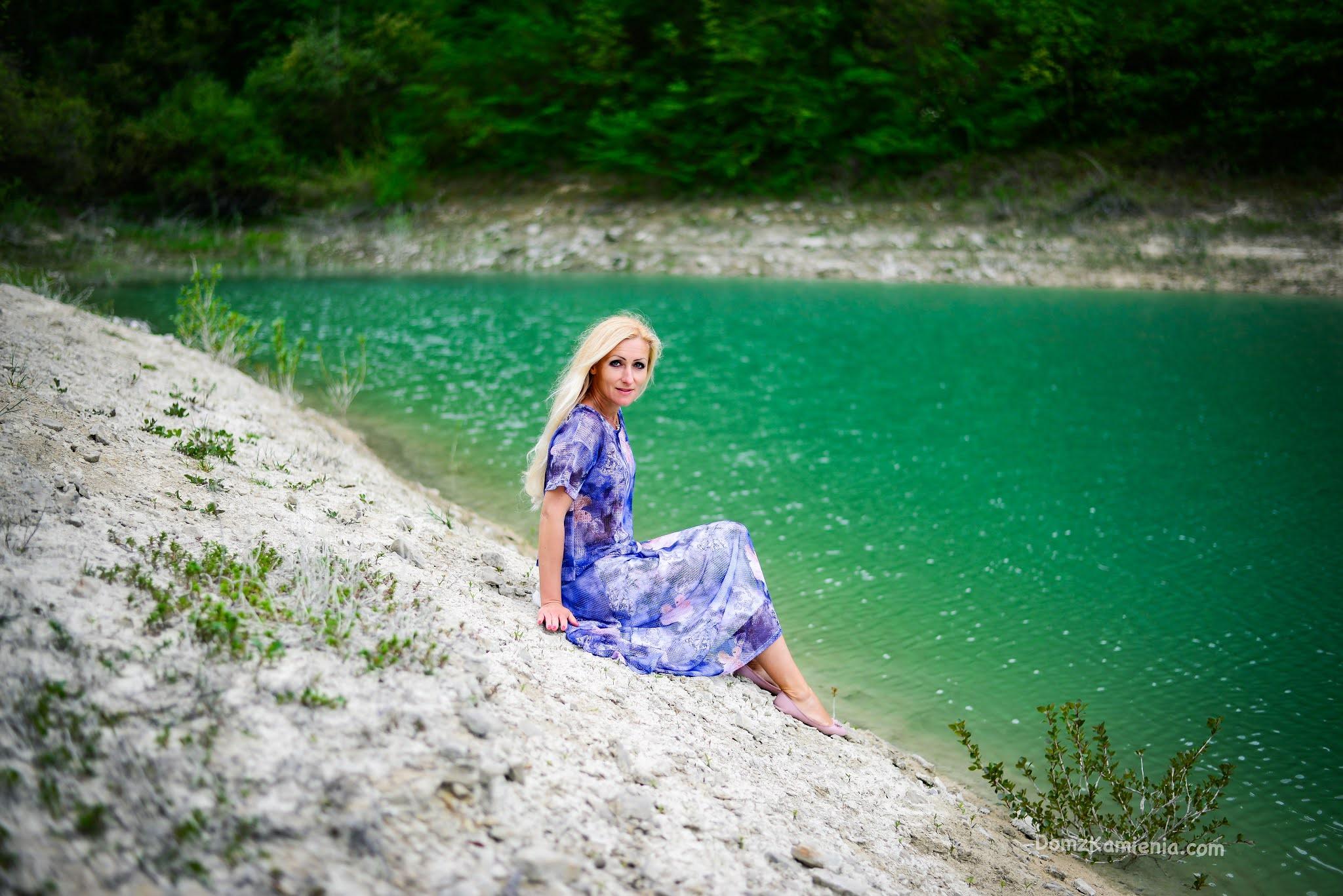 Dom z Kamienia blog, lago di Bracanello