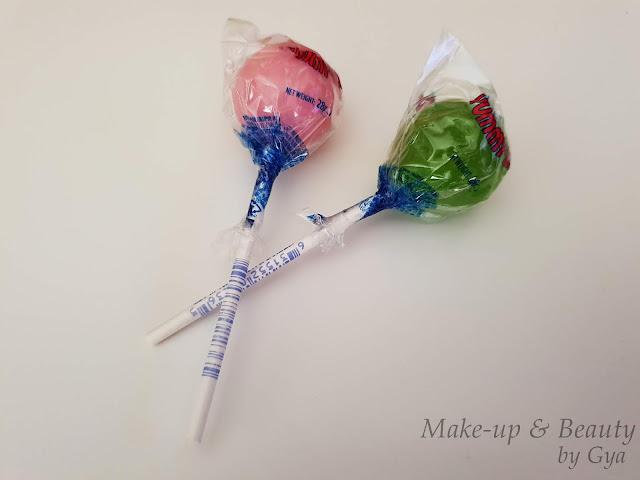 Lollipops Yummy Lix Degustabox Diciembre ´18