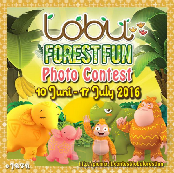 Lobu Forest Fun Photo Contest