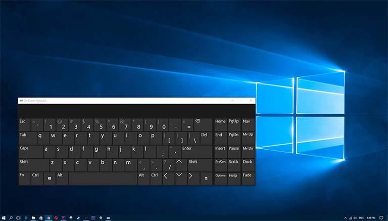 On-Screen Keyboard Selalu Muncul Otomatis Ketika Login Atau Startup Di Windows 10
