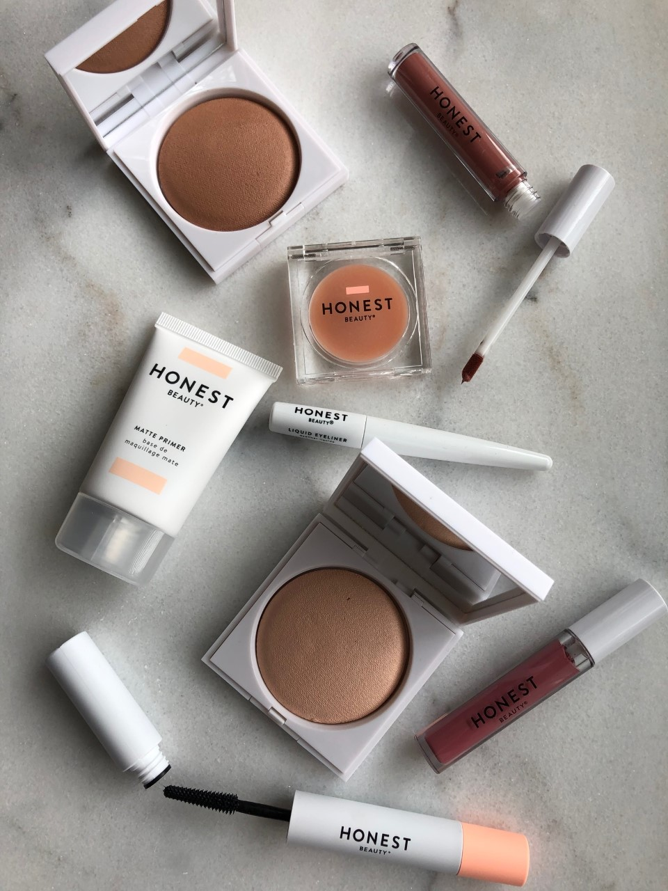 Honest Beauty makeup: A quick review