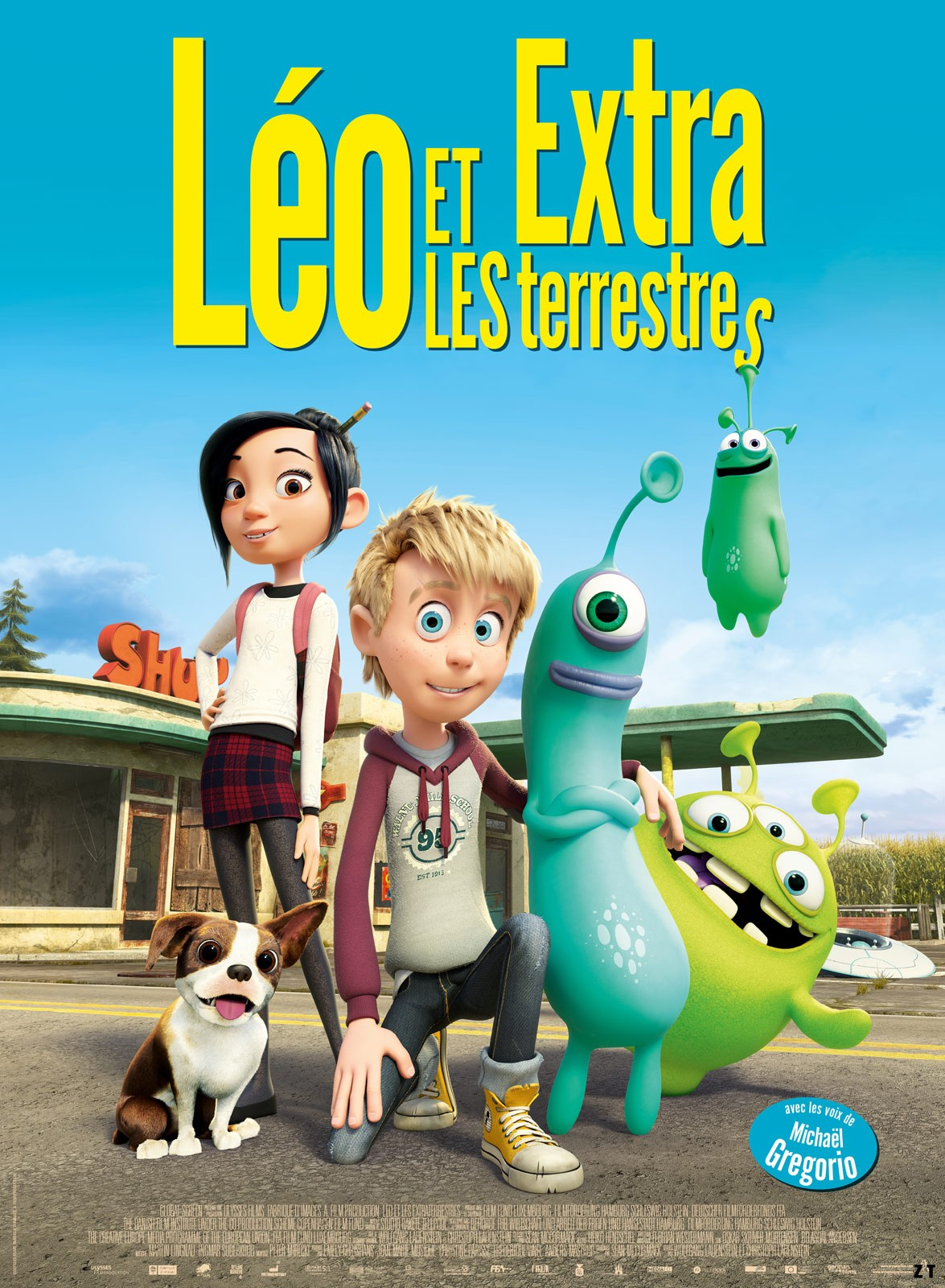 Léo et les extra-terrestres [HDRip] [Streaming] [Telecharger]