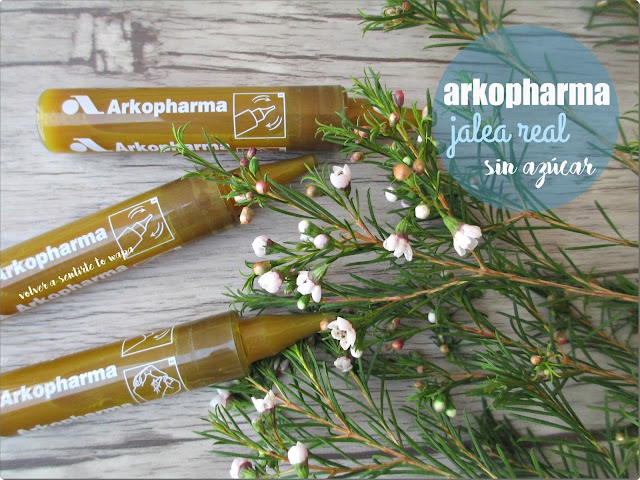 Jalea Real sin Azúcar de Arkopharma