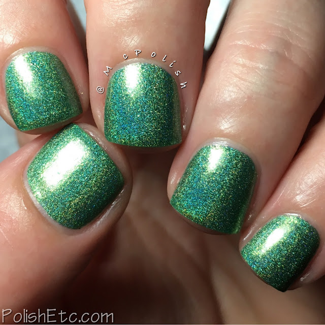 Nine Zero Lacquer - Holiday 2016 Collection - McPolish - Balsam