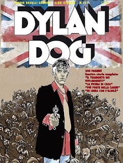 Dylan Dog - gigante n. 22