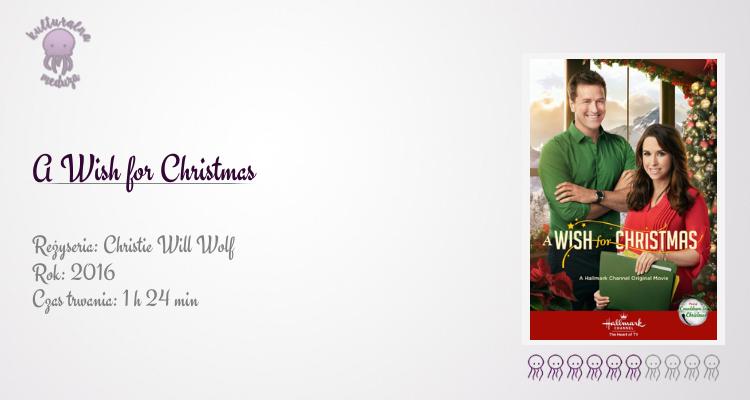 A Wish for Christmas recenzja