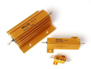 Resistor Wattage Calculator