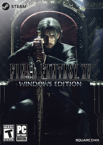 Final Fantasy XV Torrent Windows Edition (PC)