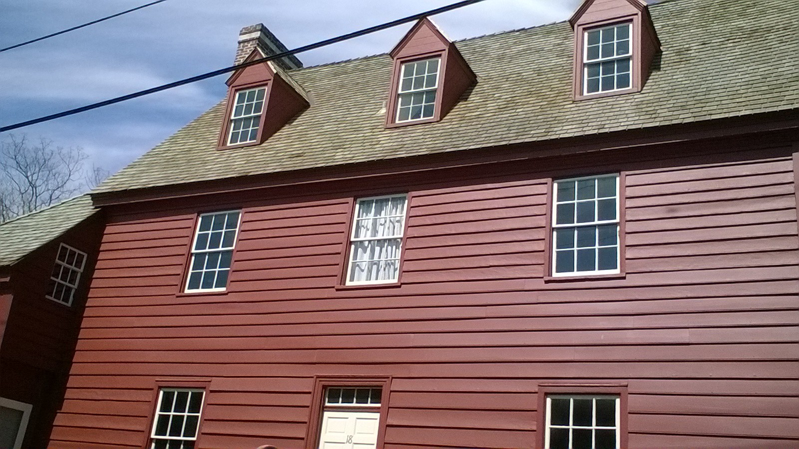 The On-Line Buzzletter: Our Annapolis Haunted Encounters