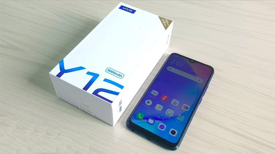 Harga Vivo Y12 Di Tahun 2021 Terbaru