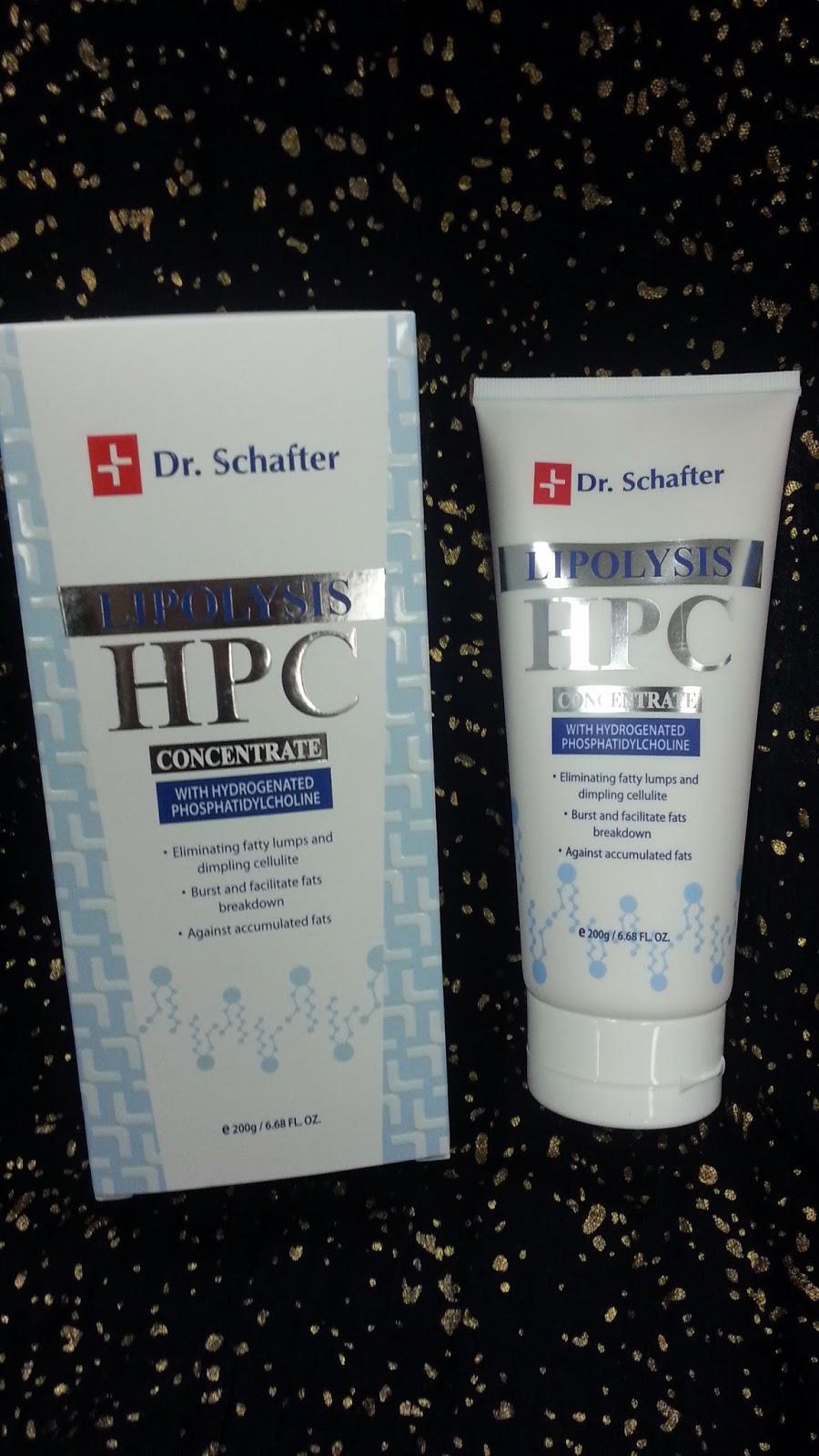 搽出好線條(≧∇≦)Dr.Schafter HPC精煉溶脂針精華