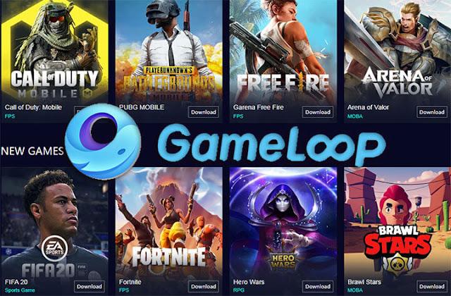 افضل 06 محاكيات ببجي للكمبيوتر الضعيف - محاكي GameLoop