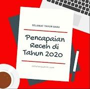 Pencapaian Receh di Tahun 2020