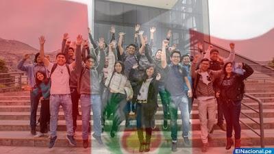"""Gobierno oficializó denominación """"Beca Generación del Bicentenario"""""""
