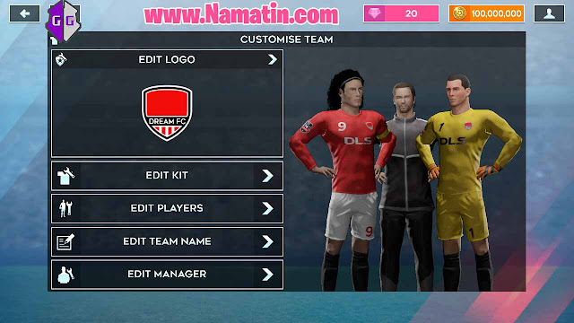 cheat dream league soccer 2020 unlimited money