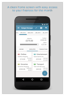 Budget Manager Apk app Full Version