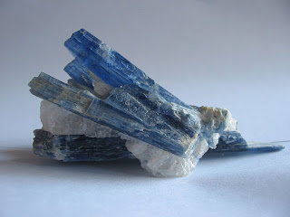 Blue Kyanite, stone of year 2019