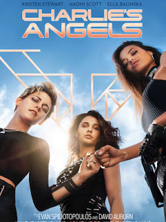 Charlie's Angels (2019) Dual Audio Hindi Full Movie 480p HDCAM