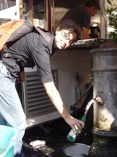 agua - A cidade eterna: Roma