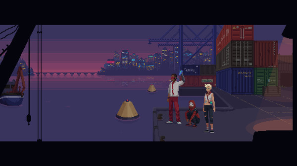 The Red Strings Club PC Game