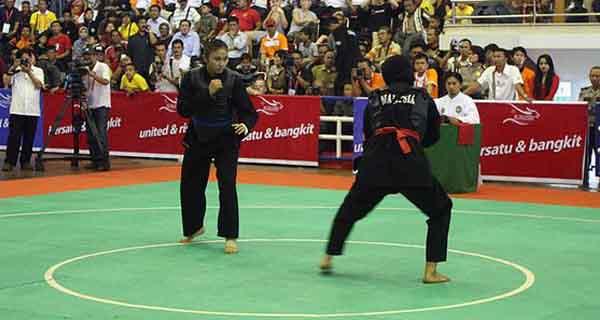 Teknik dan Peraturan Pertandingan Olahraga Pencak Silat