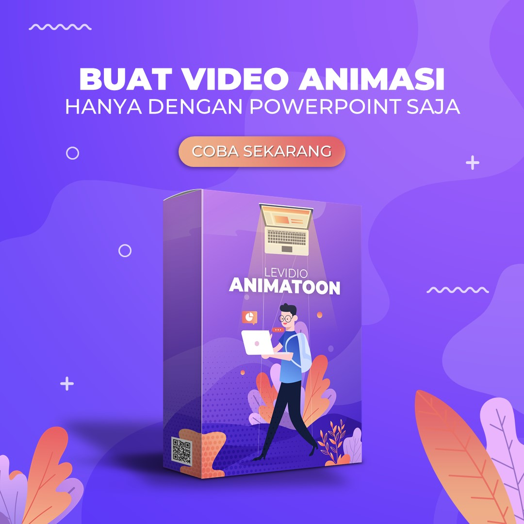 Buat video youtube dengan animasi