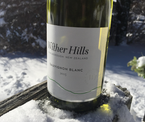 Wither Hills Sauvignon Blanc 2015