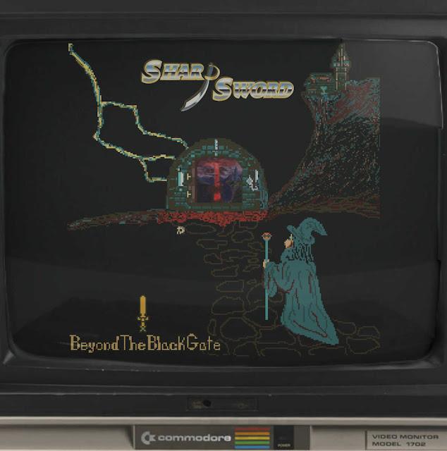 """Το demo των Sharp Sword """"Beyond the Black Gate"""""""