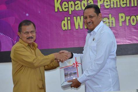 Padang Pariaman Raih Predikat WTP Murni Atas LKPD 2015