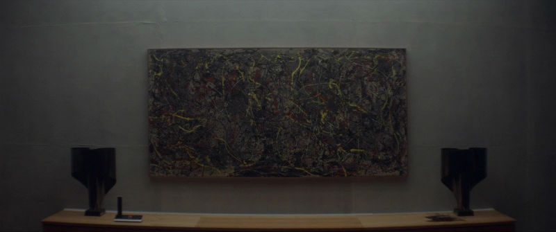 Pollock EX MACHINA
