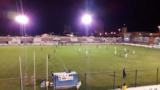 Nacional e Sousa ficam no empate no amistoso de preparação para o início do campeonato