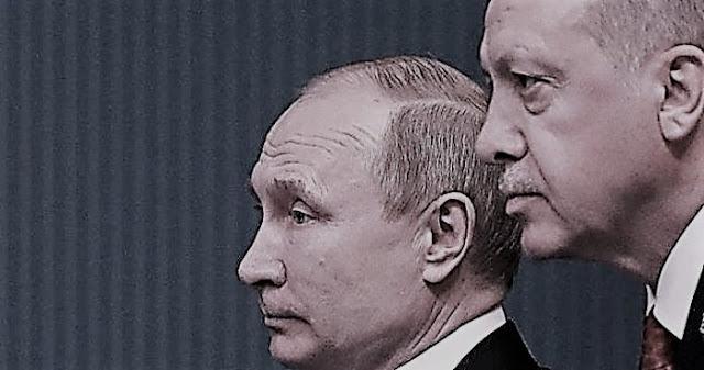 Πούτιν και Ερντογάν συμφώνησαν μέχρι την επόμενη διαφωνία