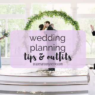 Ultimate Wedding Post | brazenandbrunette.com