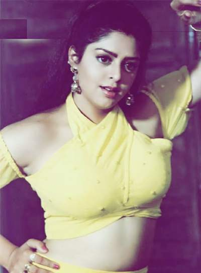 Nagma is a beautiful politics