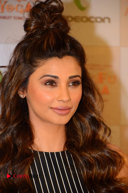 Actress Daisy Shah Stills at Kung Fu Yoga Film Premiere  0001.jpg