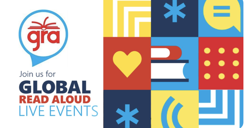 Global Read Aloud Live Events