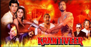 krantiveer 1994 budget and box office collection