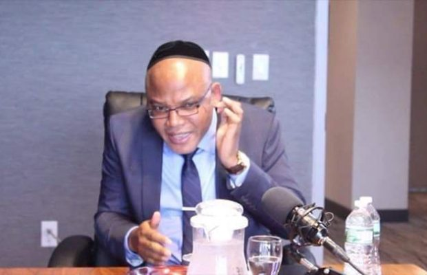 """Shiites Is Not A Terrorist Group"" — Nnamdi Kanu To Nig. Government"