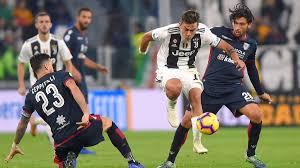 مشاهدة مباراة يوفنتوس وكالياري بث مباشر اليوم 6-1-2020 في الدوري الايطالي