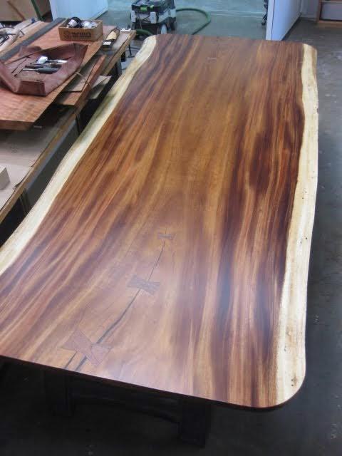 Inexpensive Kitchen Island Gutter Tropical Exotic Hardwoods: Parota (enterolobium Cyclocarpum)